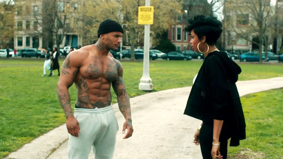 David Mcintosh rocks it out on Jennifer Hudson new music video