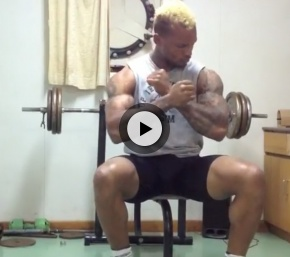 // NRGFUEL// Chest Work Out 2
