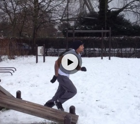 // NRGFUEL - Team Lean // Park work out - Roll