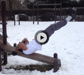 // NRGFUEL - Team Lean // Park work out - Abs